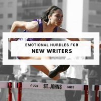Emotional Hurdles For New Writers  #writers #amwriting