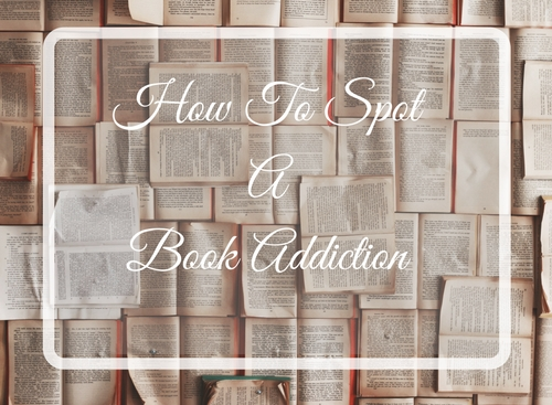 15 Signs of a Book Addiction