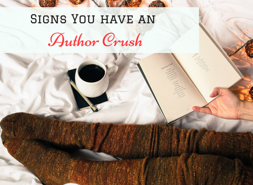 #Author #crush