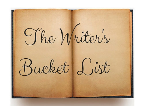 The Writer'sBucket List