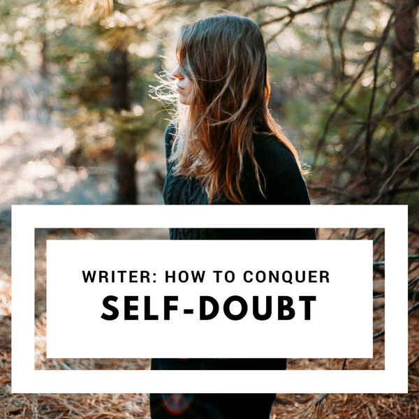 writer, self doubt