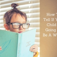 How To Tell If Your Child Is Going To Be A Writer #SundayBlogShare #Writers #Writer