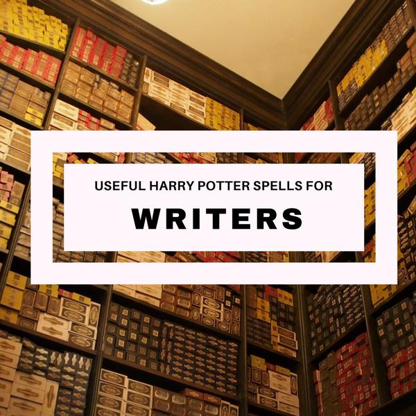 #writers #harrypotter #spells