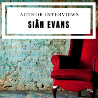 Author Interviews - Siân Evans #QueenBees #SianEvans #Author