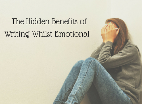writing, emotion