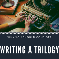 Why You Should Consider Writing A Trilogy #Writers @tonyriches
