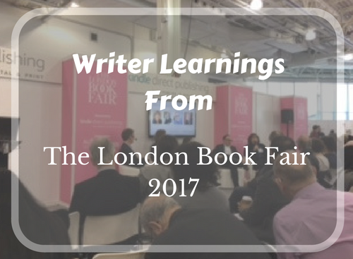 London Book Fair, #writers