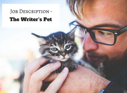 #writer #pets #author #authorpets