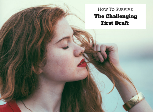 writing, first drafts, writers