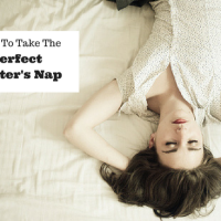How To Take The Perfect Writer's Nap #SundayBlogShare #Writer #WritersLife