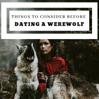 15 Things To Consider Before Dating A Werewolf #Fantasy #Werewolf #Paranormal