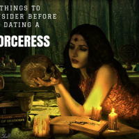 12 Things To Consider Before Dating A Sorceress #Paranormal #Supernatural #Witch @Ivyloganauthor