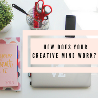 How Does Your Creative Mind Work? #SundayBlogShare @annamam09 #Creative #Writer #Blogger