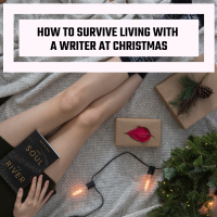 How To Survive Living With A Writer At Christmas #MondayBlogs #Christmas #ASMSG #AmWriting