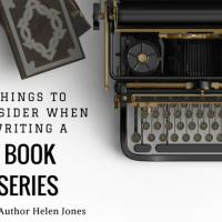 Writing a Book Series? Useful Things To Consider From Author Helen Jones #AmWriting #ASMSG @AuthorHelenJ