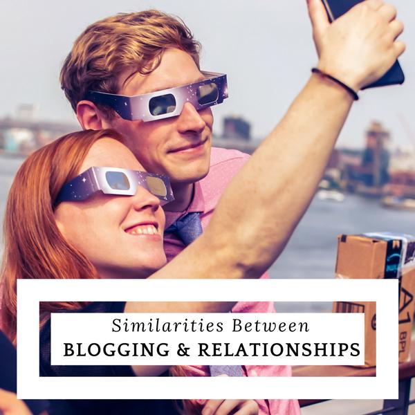 #Blogging