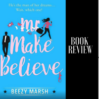 #TuesdayBookBlog 'Mr Make Believe' by @beezymarsh. Includes Unforgettable Movie Star Character ❤️, Motherhood Chaos & Much Hilarity