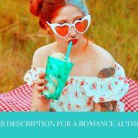 Job Description: The Romance Writer ❤️ #Romance #Writer #Writing