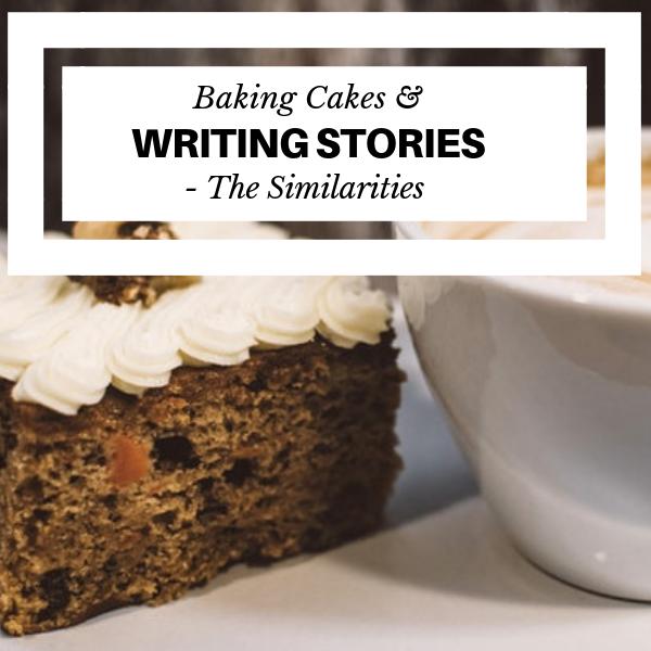 #writers #amwriting #baking