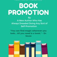 How I Am Approaching Book Promotion - By a New Author Who Has Always Dreaded Doing Any Sort of Self-Promotion #Writer