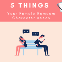 5 Things Your Female Character Needs To Have - Guest Post by Author @zoe_writes