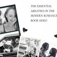 The Essential abilities of the Romantic Hero - Guest Post by @EllaHayesAuthor