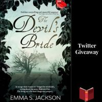 The Devil's Bride Twitter Giveaway With Author Emma S. Jackson @ESJackson1 #Bookish