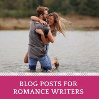 Blog Posts For Romance Writers