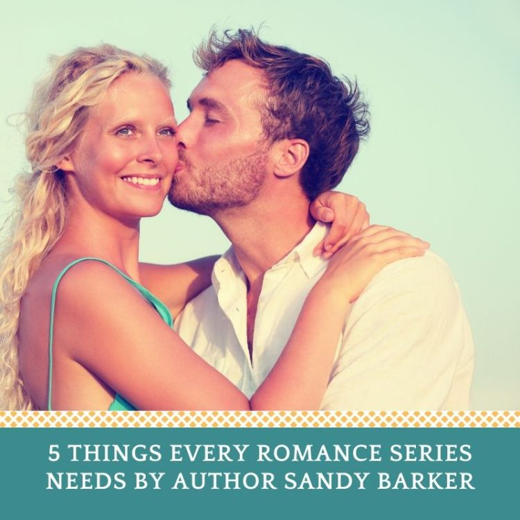 #SandyBarker
