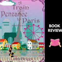 A Train From Penzance to Paris #BookReview @PaperDollWrites