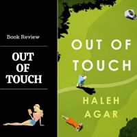 #BookReview Out of Touch by @HalehAgar & Debut Author Q&A #TuesdayBookBlog