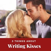 Writing Romance? Check Out This - 5 Things About Writing Kisses @KileyDunbar  #Romance