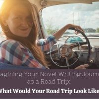 Imagining Your Novel Writing Journey as a Road Trip: What Would Your Road Trip Look Like? #MondayBlogs  @BeautySwot