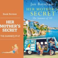 #BookReview Her Mother's Secret @JanBaynham #Bookish