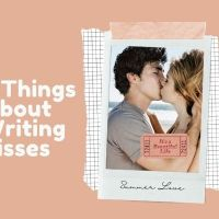 Writing Romance? 5 Things About Writing Kisses @KileyDunbar