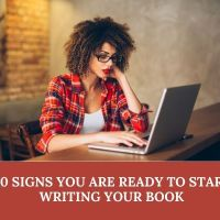 10 Signs You Are Ready To Start Writing Your Book 📚  #Writing