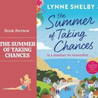#BookReview The Summer of Taking Chances @LynneB1 #SummerReading