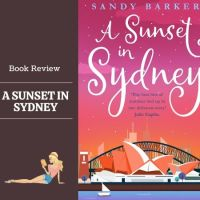 #BookReview A Sunset in Sydney @sandybarker #HolidayRomance #mustread