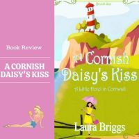 #BookReview A Cornish Daisy's Kiss @PaperDollWrites
