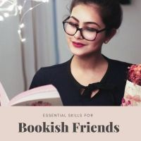 Essential Skills For Bookish Friends 📚 #Bookworms #AmReading #Books