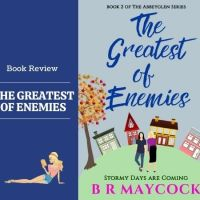 #BookReview The Greatest of Enemies @BRMaycock #Friendship