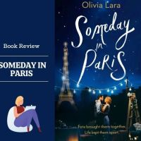#BookReview Someday in Paris by Olivia Lara & Giveaway #romance