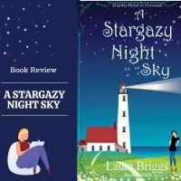 #BookReview A Stargazy Night Sky  💕 🔭 ✨ @PaperDollWrites  #romance
