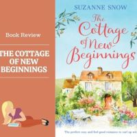 #BookReview The Cottage of New Beginnings  @SnowProse #romance