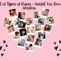 List of Types of Kisses 💋💕  #AmWritingRomance