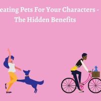Creating Pets For Your Characters - The Hidden Benefits #amwriting