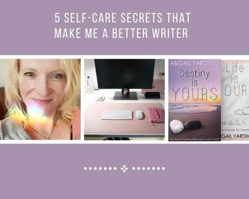 #AmWriting #Selfcareforwriters