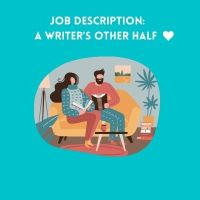 The Writer's Other Half - Job Description #Writer