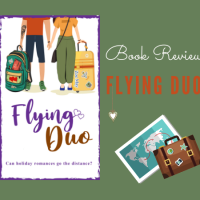 #BookReview Flying Duo @Zoe_Writes  #holidayromance #amreading