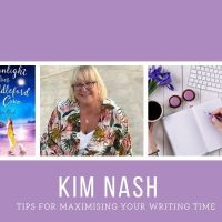 5 Tips For Maximising Your  Writing Time @KimTheBookWorm #AmWriting